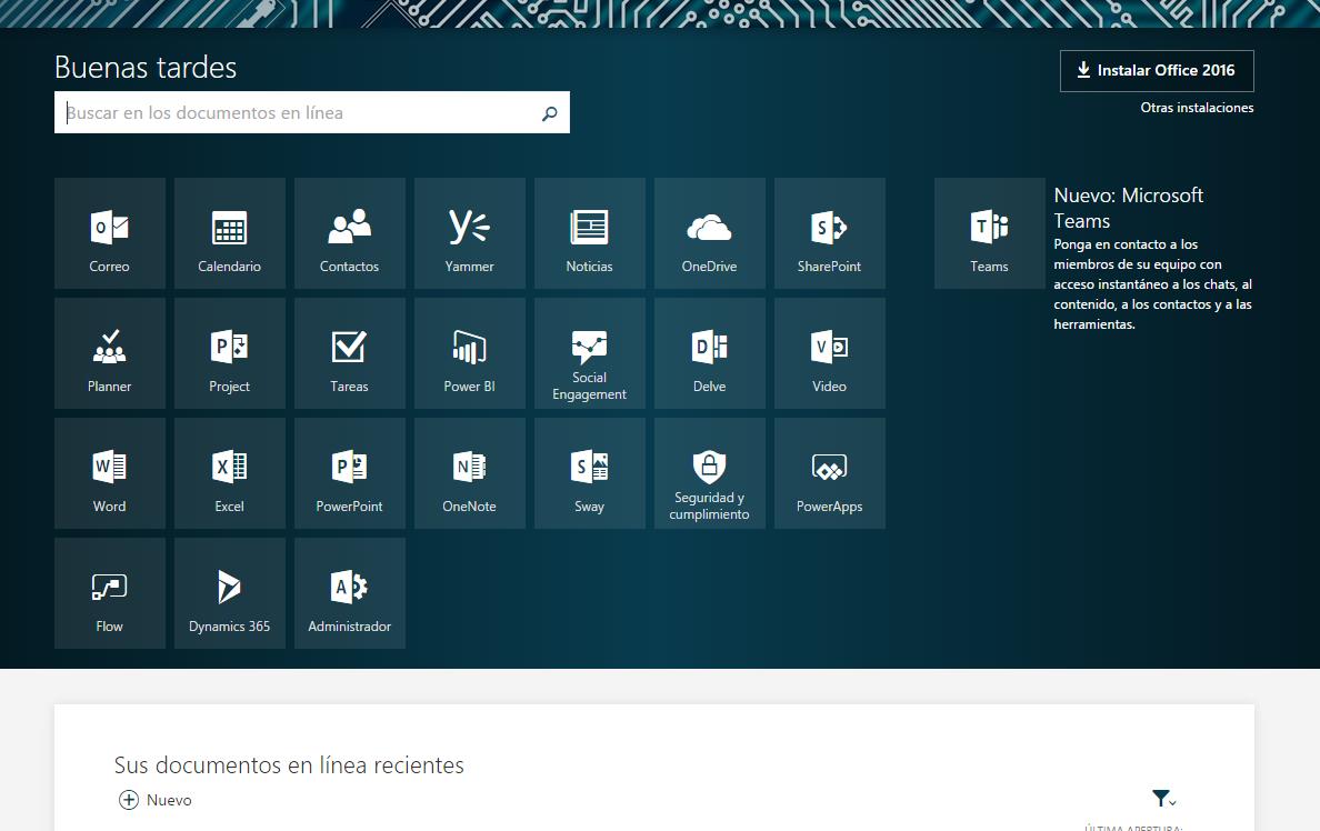 Como acceder al portal de office 365 para iniciar sesion for Bankia oficina internet entrar directo